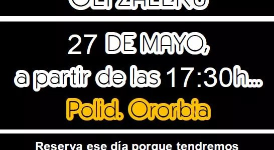 Aniversario Oltzaleku