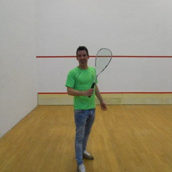 Sabino Sarasola -Interclub Squash OLTZALEKU-