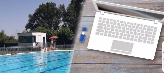 Abónate de manera online a las piscinas de verano