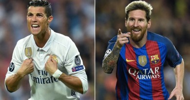 Leave Your Comfort Zone, Come To Italy & Try Something New, Ronaldo Urges Messi (pic)
