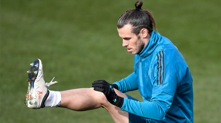 Gareth Bale benched as Real Madrid's return to form