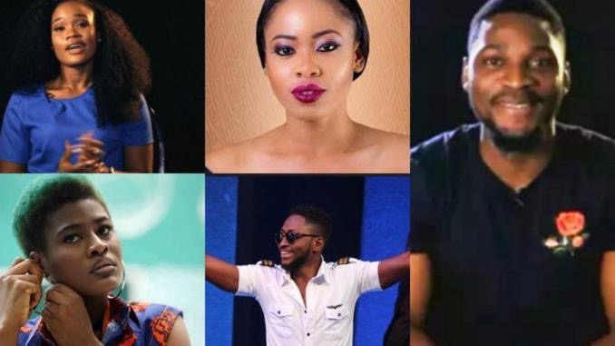 BBNaija 2018: 5 Finalists Reveal Why They Should Win The N45m Prize Money (pics)