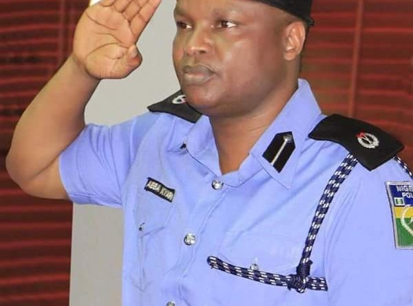 Nigeria's 'Jack Bauer' Super Cop Abba Kyari Promoted to DCP, Youngest Ever (pic)