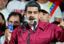 Nicolas Maduro Wins Venezuelan Presidential Elections Amidst Strong Criticisms (pic)