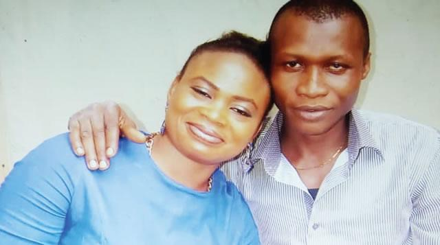 Jealous Lover Caught While Disposing Live In Lover's Corpse In Lagos (Graphic pics)