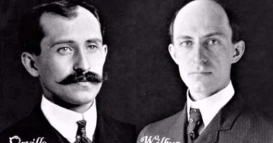 Facts About The First Airplane & The Wright Brothers That Invented It (pics)