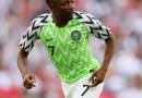 Ahmed Musa Becomes Nigeria's Highest Goal Scorer In World Cup With Iceland's Two