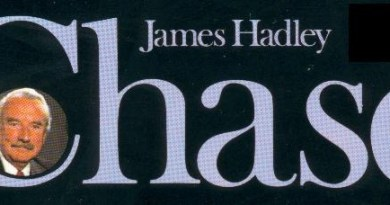 Know More About James Hadley Chase & The Man Behind It (pics)