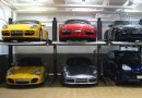 See Amazing Garages That Hides Cars Underground & Also Delivers Them On The Surface (pics & video)