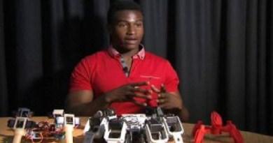Meet Nigerian Born Silas Adekunle, Apple Robotic Engineer & One Of The Highest Paid (pics)