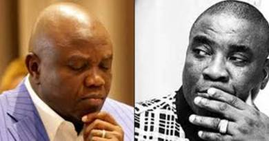 Governor Ambode You Are A Madman & A Scammer,KWAM 1 (pic & video)