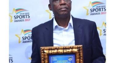 Sad!! Former NFF Boss Taiwo Ogunjobi Dies At 65 (pic)