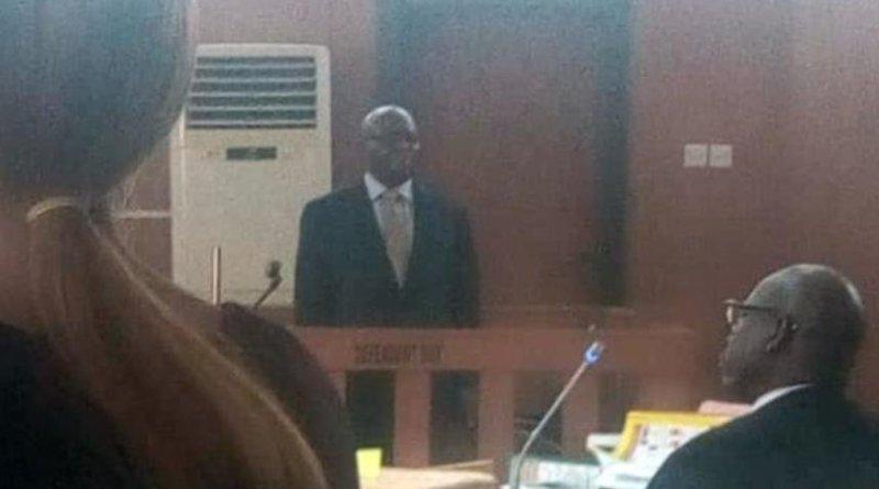 See CJN Onnoghen In Dock As He Pleads Not Guilty (pic)