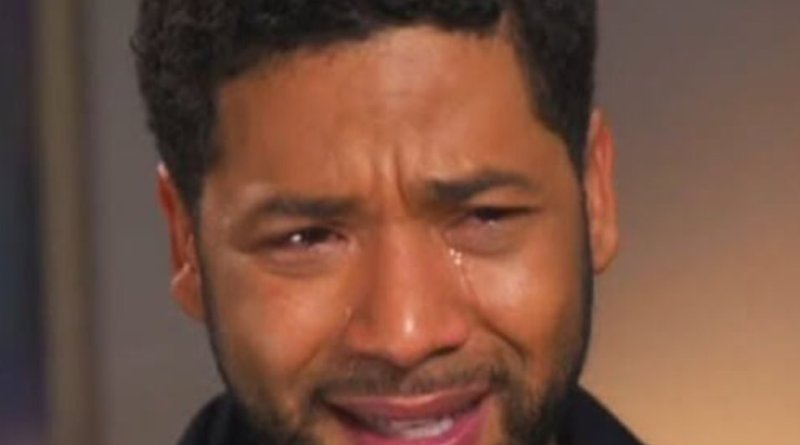 Empire Star Jussie Smollett Charged With Felony For Filing False Police Report (pic)