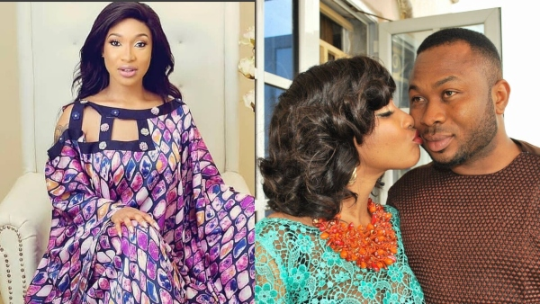Tonto Dikeh's Ex-Husband Fights Dirty, Drags Her To Court, Demands N500m In Damages (Dirty details)