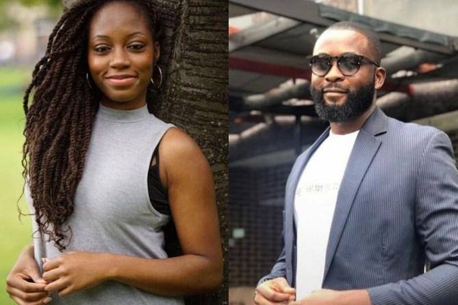 BBNaija 2019: London Discussing Khafi's S*x Exploit With Gedoni (video)