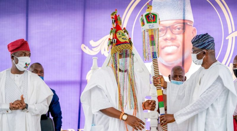 Know More About The New 15th Oniru Of Iruland, Oba Gbolahan Lawal ...