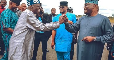 "Race 2023: ""Tinubu Only Needs 24 hours To Meet Atiku Anywhere In The World"", Atiku Extends Olive Branch"