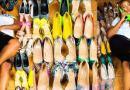 Top Blogger, Linda Ikeji Displays 85 Pairs Of Designer Shoes & 33 Bags As She Marks 40 (pics)