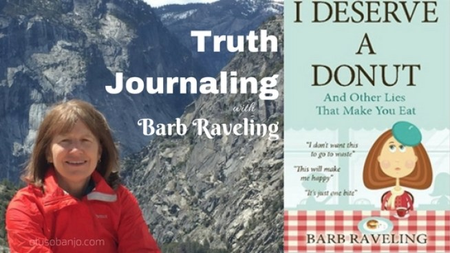 Ep. Truth Journaling With Barb Raveling