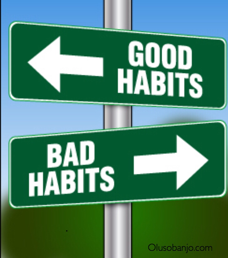 Good Habits And Bad Habits: Introduction To The Habits Series