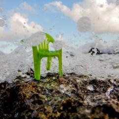 Plastic Stacking Chairs Canada Papasan Chair Cushion Diy Nameless In A Wave, Saint Martin - Olya Sanakoev Miniature Around The World