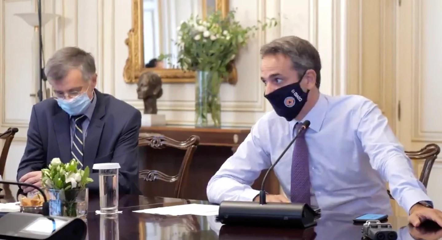 Διάγγελμα – Φιάσκο από τον Μητσοτακη: Δεν είπε τίποτα ουσιώδες – Επανέλαβε το γνωστό: φορέστε μάσκα ή lockdown