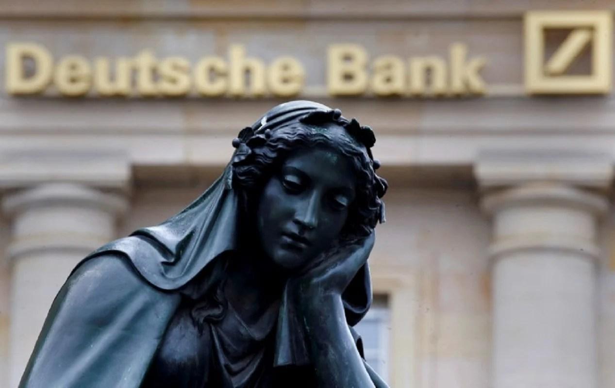 Η Γερμανική Κρατική Τηλεόραση DW στέλνει την Deutsche Bank Φυλακή! (Βίντεο)