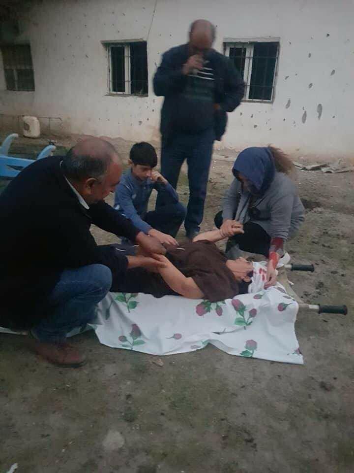 Δολοφόνησαν γυναίκα με παιδί οι Αζέροι! Οι Αρμενοί καθήλωσαν τεθωρακισμένα των Αζέρων