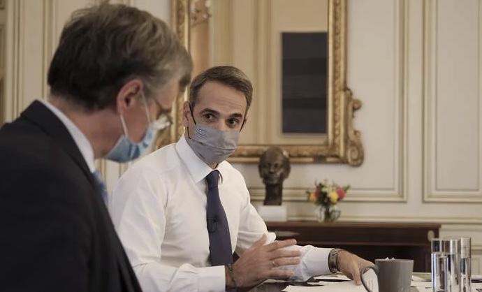Θλιβερή η διεθνής εικόνα της χώρας μας μετά την πρόταση – φιάσκο του Μητσοτακη για το πιστοποιητικό εμβολιαμου