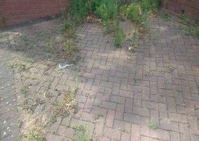 barnt-green-driveway-cleaning-before