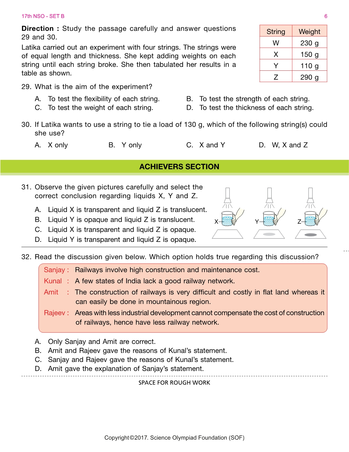 Cbse Evs Worksheets For Class 3