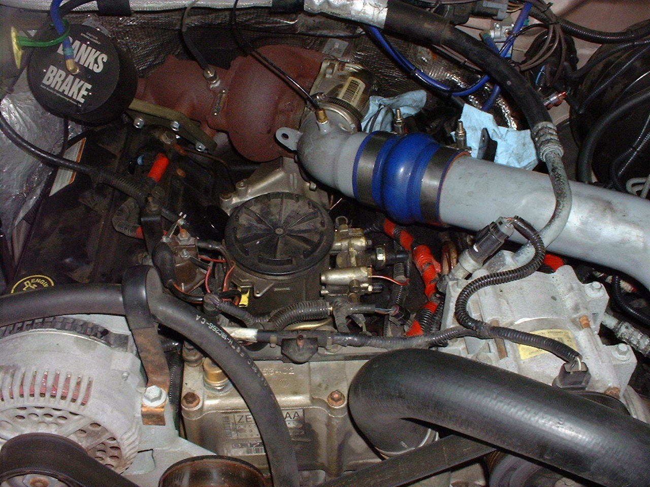 hight resolution of 96 ford diesel wiring harness wiring library i recently replaced the glow plugs on a