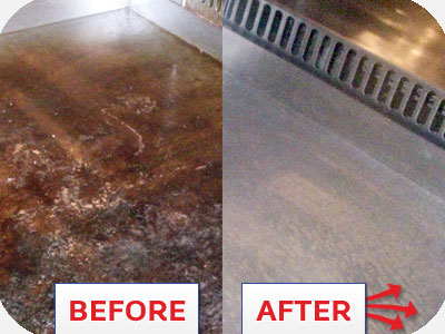 industrial kitchen cleaning services round pedestal table and restaurant equipment every inch of your is thoroughly cleaned