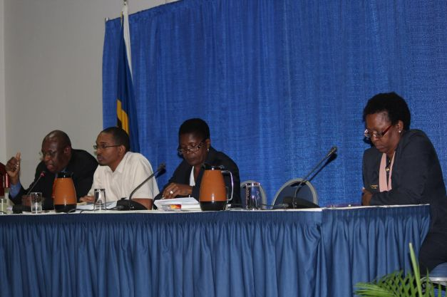 CAC Games Meeting Barbados