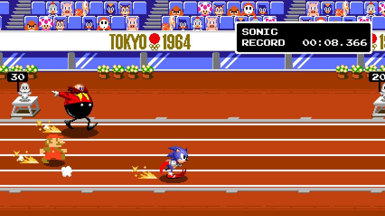 1964年東京奧運競技 | 瑪利歐&索尼克 AT 2020東京奧運