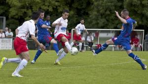 FOOT DH ST LIGUAIRE-ISLE/VIENNE