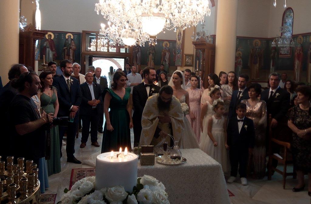 Ο εντυπωσιακός γάμος της Ηλιάνας Παπανικολάου και του Αλέξανδρου Βυτανιώτη στην Καστοριά!