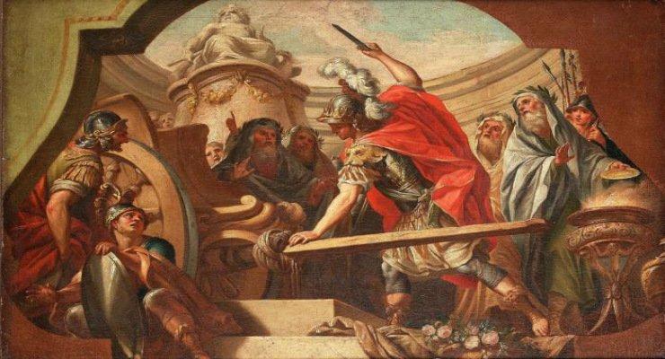 """Ο """"Αλέξανδρος ο Μακεδών"""" πεθαίνει, σαν σήμερα, στην Βαβυλώνα"""