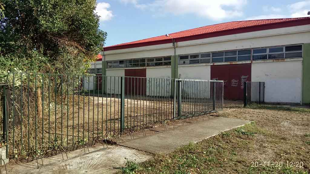 Δήμος Κατερίνης: Επιχείρηση καθαρισμού στις εγκαταστάσεις του 2ου- 5ου ΓΕΛ