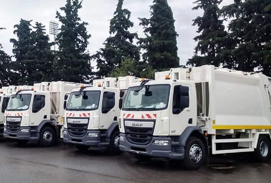 Δήμος Δίου-Ολύμπου | 3 νέα απορριμματοφόρα μέσω του Φιλόδημος 2 αξίας 493.000€