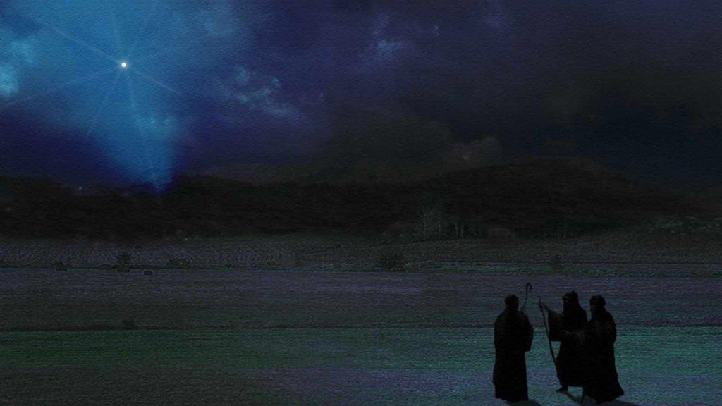 """Το """"άστρο της Βηθλεέμ"""" σήμερα στον ουρανό;"""