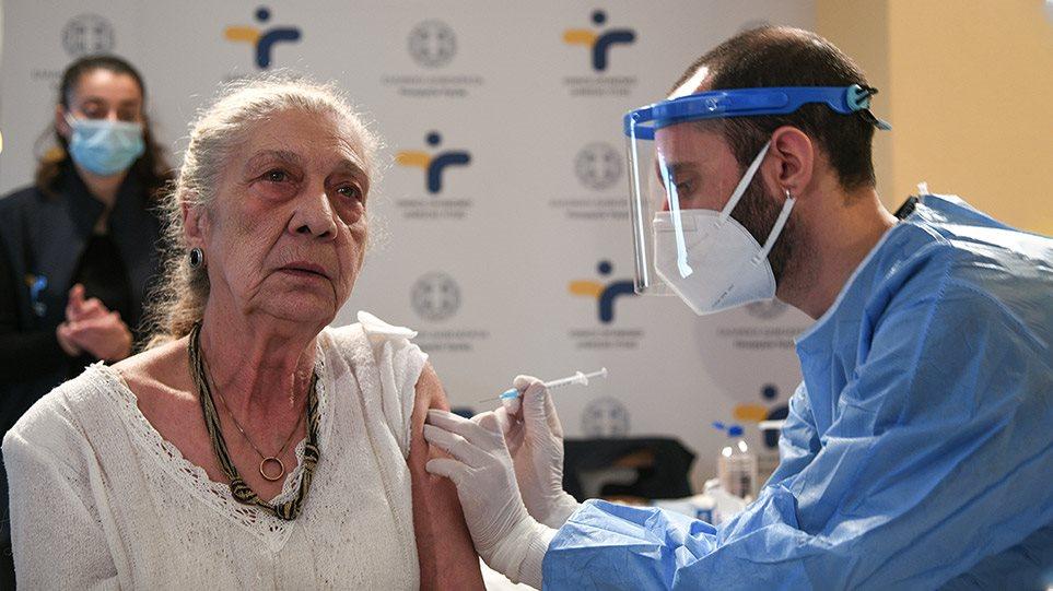 Κορωνοϊός | 949 εμβολιασμοί στην Πιερία εχθές (21/5) - 20.748 Πιεριείς πλήρως εμβολιασμένοι