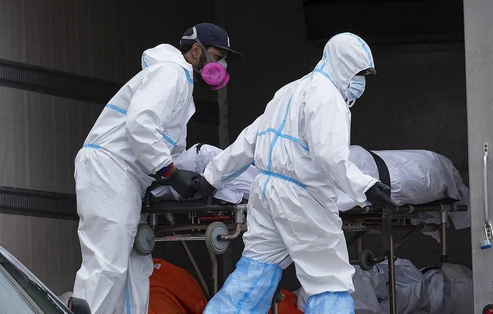 Πανδημία - ΠΟΥ | Τα κρούσματα μειώθηκαν κατά 16% και οι θάνατοι κατά 10% την περασμένη εβδομάδα