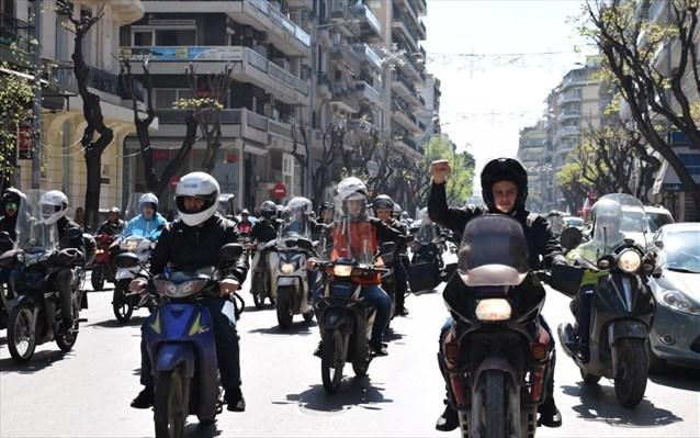 Πανελλαδική ημέρα δράσης στις 10 Μαρτίου για τους ντελιβεράδες