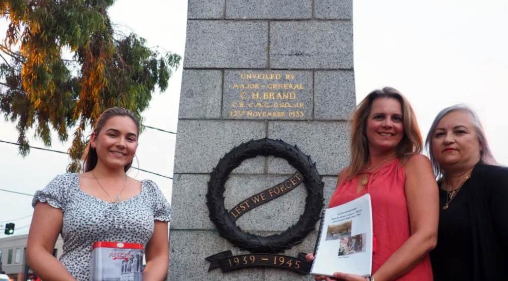 Αγ. Δημήτριος Πιερίας | Θα ανεγερθεί νέο μνημείο Anzac Trail