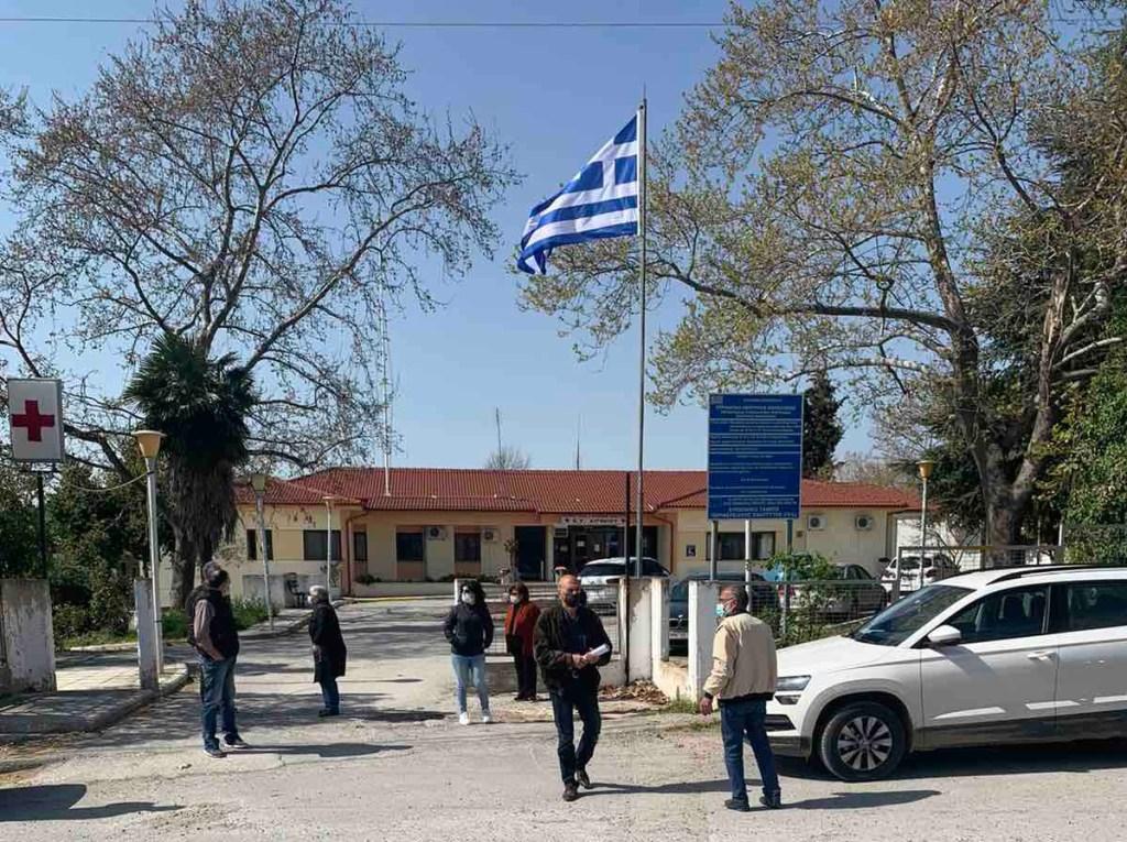 Αυτοκινητοπομπή της Λαϊκής Συσπείρωσης Δήμου Πύδνας-Κολινδρού λόγω... COVID