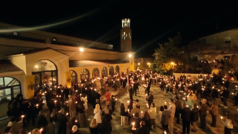 Λιτόχωρο | Ανάσταση στον Ι.Ν. Αγίου Δημητρίου