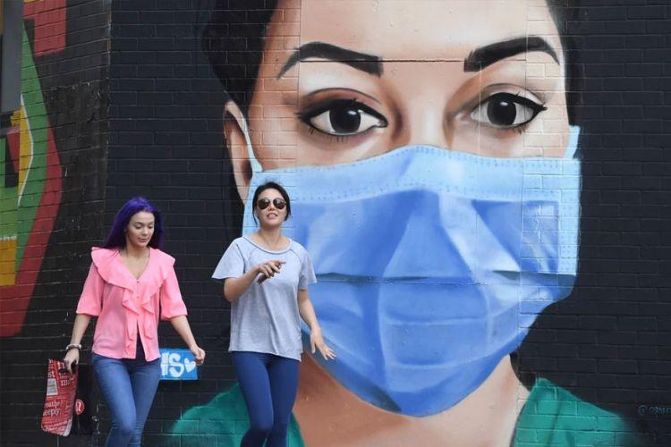 CDC | Οι πλήρως εμβολιασμένοι μπορούν να κυκλοφορούν χωρίς μάσκα