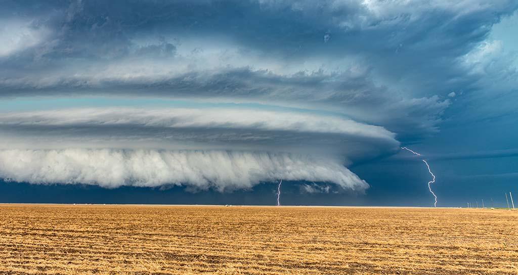 Ισχυρές βροχές και καταιγίδες, κεραυνοί και χαλαζοπτώσεις την Παρασκευή και το Σάββατο (11-12/6) σε όλη την ηπειρωτική χώρα